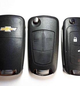 Ключ Chevrolet Cruze