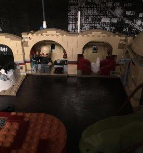Лего STAR WARS кантина Мос Айсли