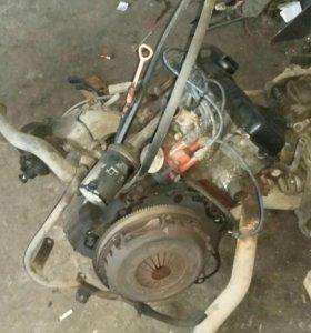 Двигатель ауди 80 (1,8) моно