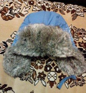 Зимняя шапочка новая