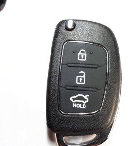 Ключ Hyundai i30