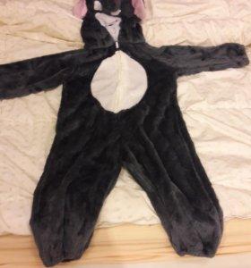 Напрокат костюм детский слон