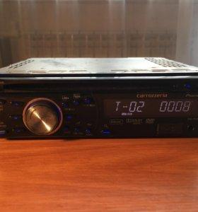 Carrozzeria DVH-P550 DVD USB CD MP3 AUX SUB
