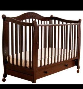 """Детская кроватка """"Моника"""""""
