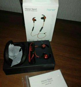 Наушники Блютуз Гарнитура Huawei Honor AM61