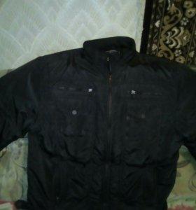 Куртка большого размера
