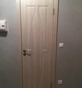 Установка межкомнатных дверей Черноголовка
