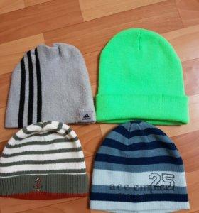 Все шапки за 200