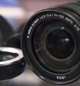 Leica Vario-Elmar 14-150mm f/3.5-5.6