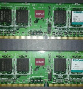 ddr2, 1gb  kingmax /hynix