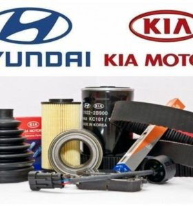 Запчасти на Kia Hyundai в ассортименте