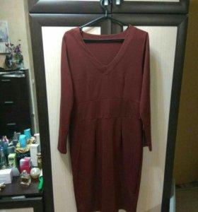 Новое платье-футляр 48-50