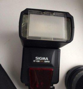 Sigma EF 530 DG Super для Sony