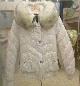 Зимняя куртка 46 р-р.