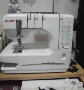 швейная плоскошовная машина