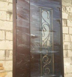 Входные двери любых размеров