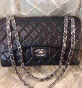 Chanel coco 25,5 чёрного цвета