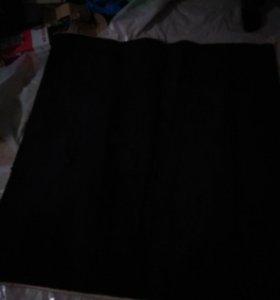 Коврик черный