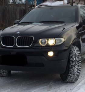 BMW X5 3 л дизель 2004г