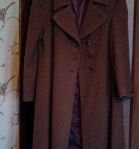 Пальто драп(шерсть)