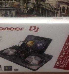 DJ контролер Pionner DDJ-WeGO 3-k