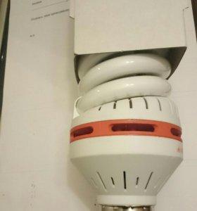 Энергосберегающая лампа 105Вт. Новая