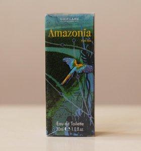 Мужская туалетная вода Amazonia for Him
