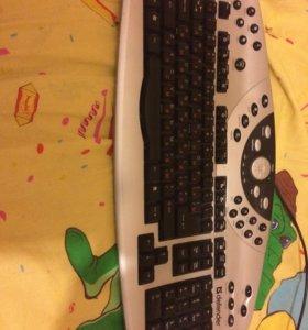 defender Клавиатура для компьютера