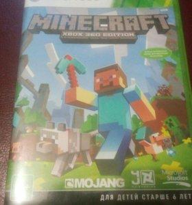 Продам!!! Minecraft на XBOX 360.