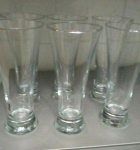 Бокалы, стаканы