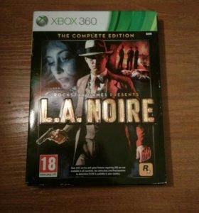 Игра на XBOX360 L.A. NOIRE
