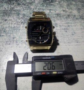 Часы и бонусом штангерцилькуль