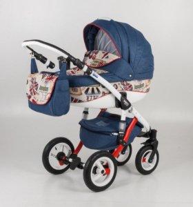 новая коляска 2-в-1 Bebe-mobile Mario BUS