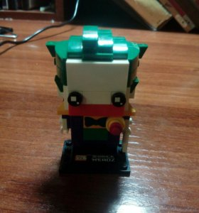 Лего Brick heads
