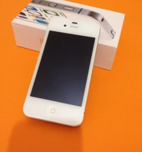 iPhone 4s(16gb) White
