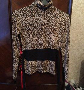 Блузки леопард 300р,все остальные по 150