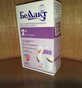 """""""БЕЛЛАКТ 2+""""Сухая молочная смесь для питания детей"""