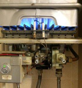 Колонки, плиты газовые