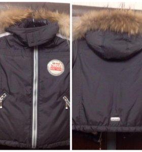 Куртка 2 в 1 р.92-98 зимняя-осенняя Actiline