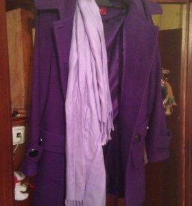 Женское осенние пальто