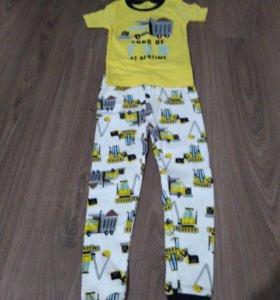 Новая пижама Carter's на 3 года