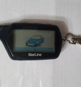 Брелок новый Starline B9
