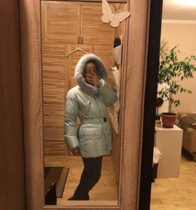 Новый Пуховик, куртка, зимняя куртка