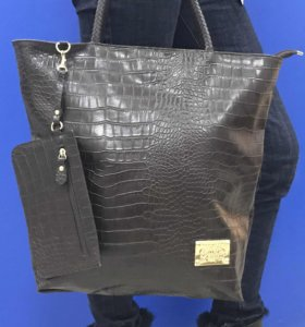 Красивая сумка под змею новая