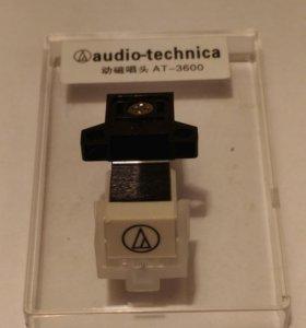 Головка звукоснимателя AT-3600 L (AT-91BL)
