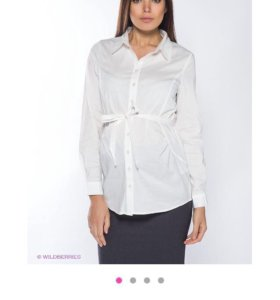 Рубашка для будущей мамы