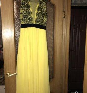 Платье вечернее, размер 42