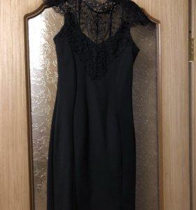Платье вечернее, размер 44-46