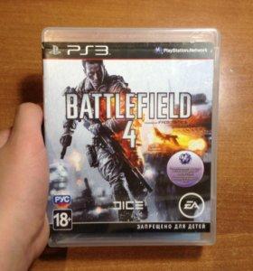Battlefield 4 на пс3