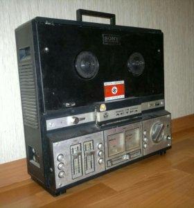 Аудио магнитлфон катушечный